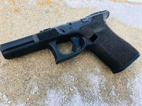 Glock Stippling - BRAVO Package